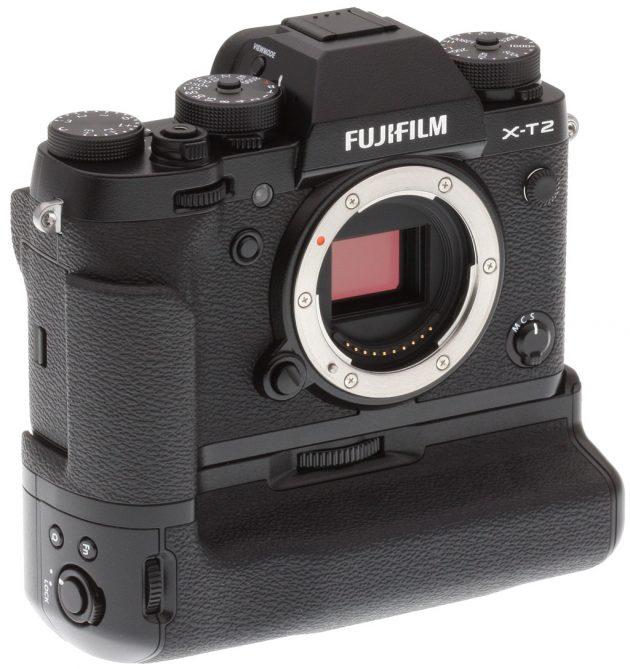 Grip Fujifilm X-T2