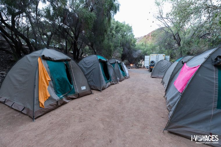 Namib Naukluft restcamp