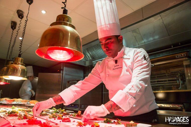 Restaurant Club Med Peisey-Vallandry