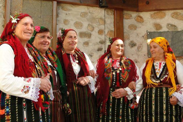 les grands-mères de Dobarsko