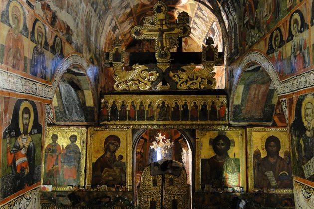Chappelle de Dobarsko