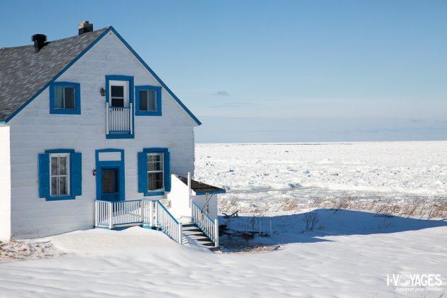 voyage au Québec pendant l'hiver