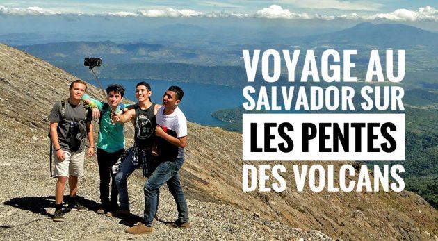 Voyage au Salvado