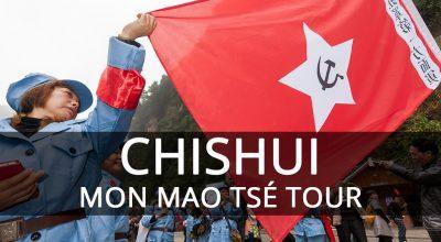 Chishui : mon Mao Tsé Tour en 24 photos