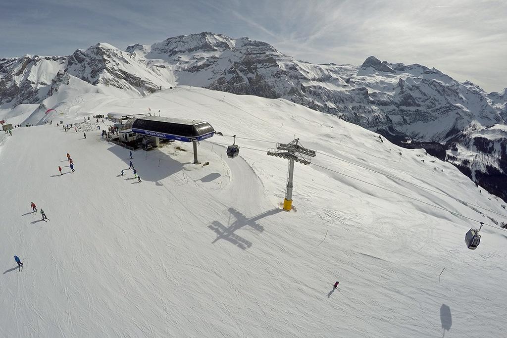 station de ski de Lenk