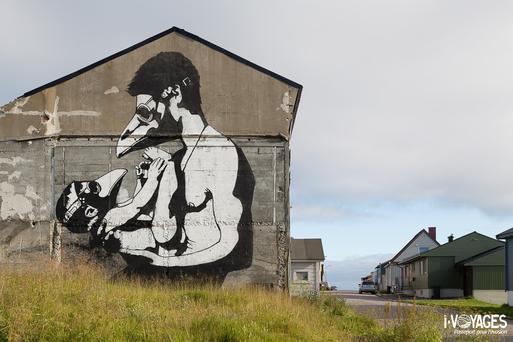Street art Vardø