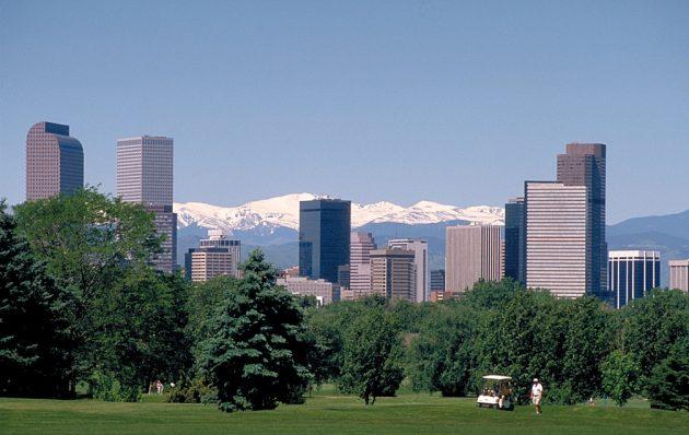 Denver, l'eldorado du Colorado