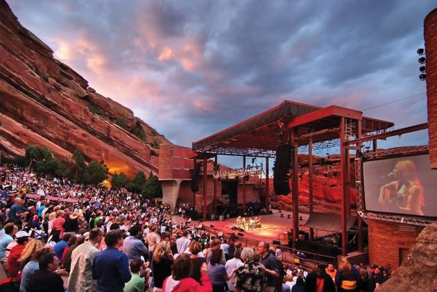 Red Rocks © Steve Crecelius
