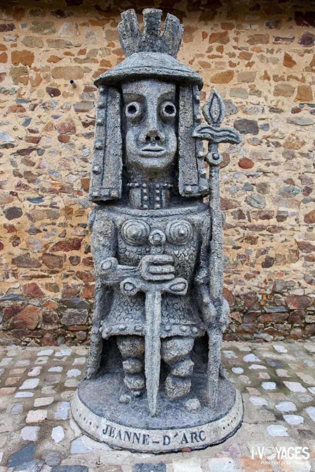 Jeanne d'Arc Robert Tatin