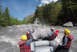 Alpes de Haute-Provence : vlog 1 - Rafting sur l'Ubaye