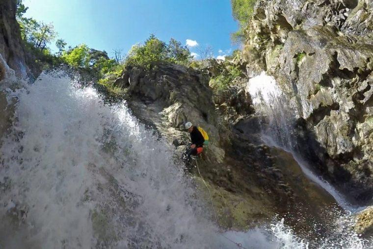 canyon de la Blache