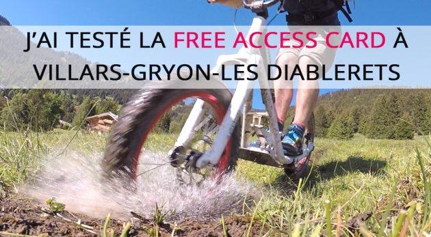 Free Access Card