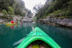 Alpes de Haute-Provence : vlog 5 – kayak dans les gorges de Baudinard et paddle