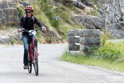 Alpes de Haute-Provence : Vlog 4 – vélo électrique sur la route des crêtes dans le Verdon