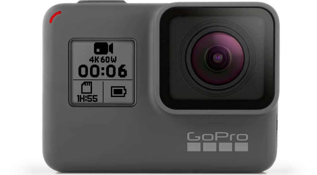 Faut-il acheter la Gopro Hero6 Black ?