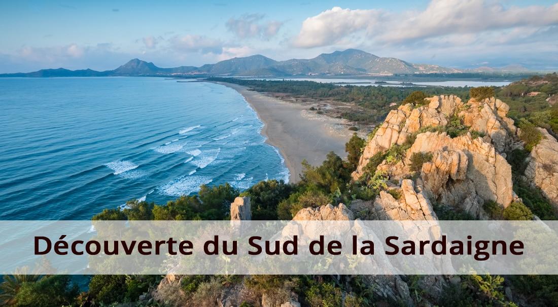 Découverte du sud de la Sardaigne
