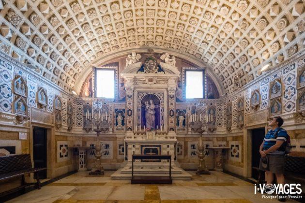 Cathédrale Sainte-MArie de Cagliari