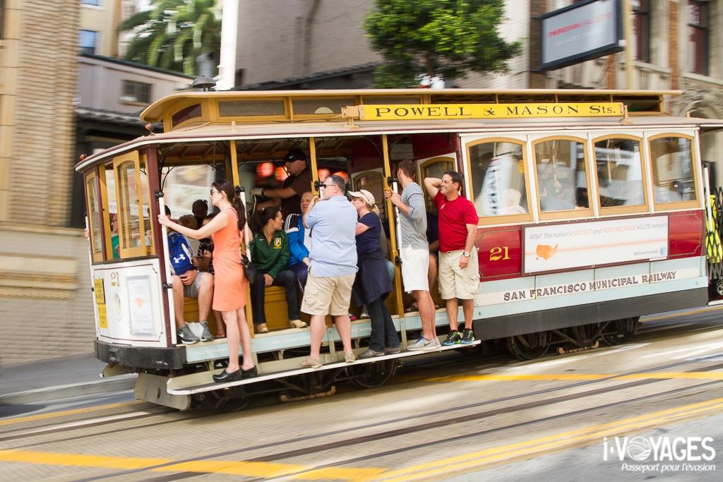Cable car - 5 expériences à faire à San Francisco