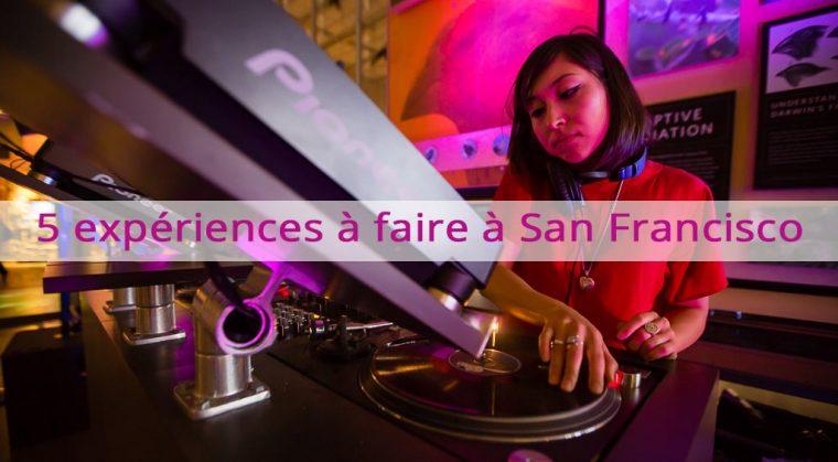 5 expériences à faire à San Francisco
