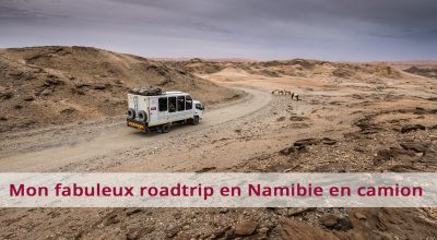 Mon fabuleux roadtrip en Namibie en camion (désert, faune & montagne)