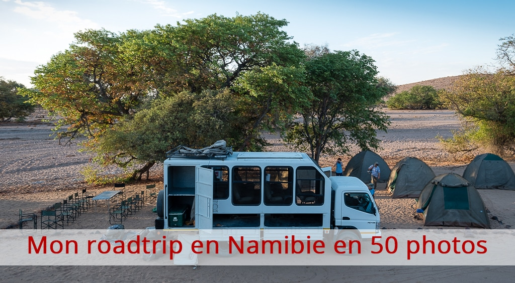 Mon roadtrip en Namibie en 50 photos