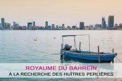 Royaume de Bahreïn: à la recherche des huîtres perlières