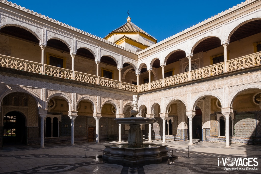 Casa de Pilatos, Séville