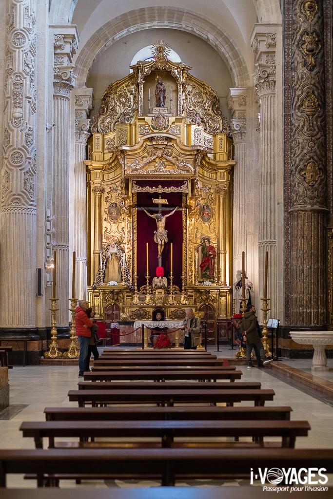 Eglise del Divino Salvador, Séville