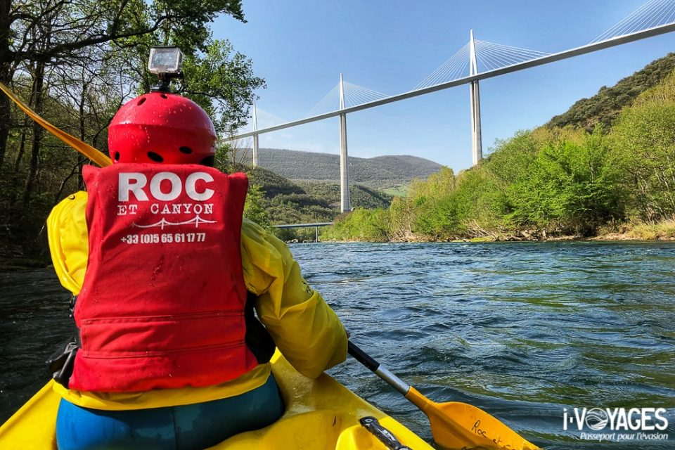 canoë, kayak et rafting sur le Tarn