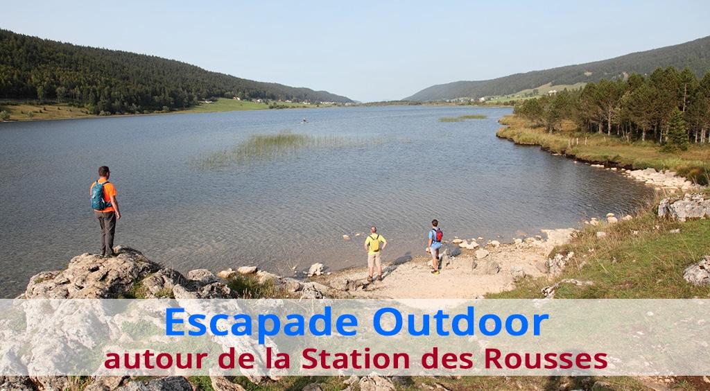 Escapade outdoor autour de la station des Rousses
