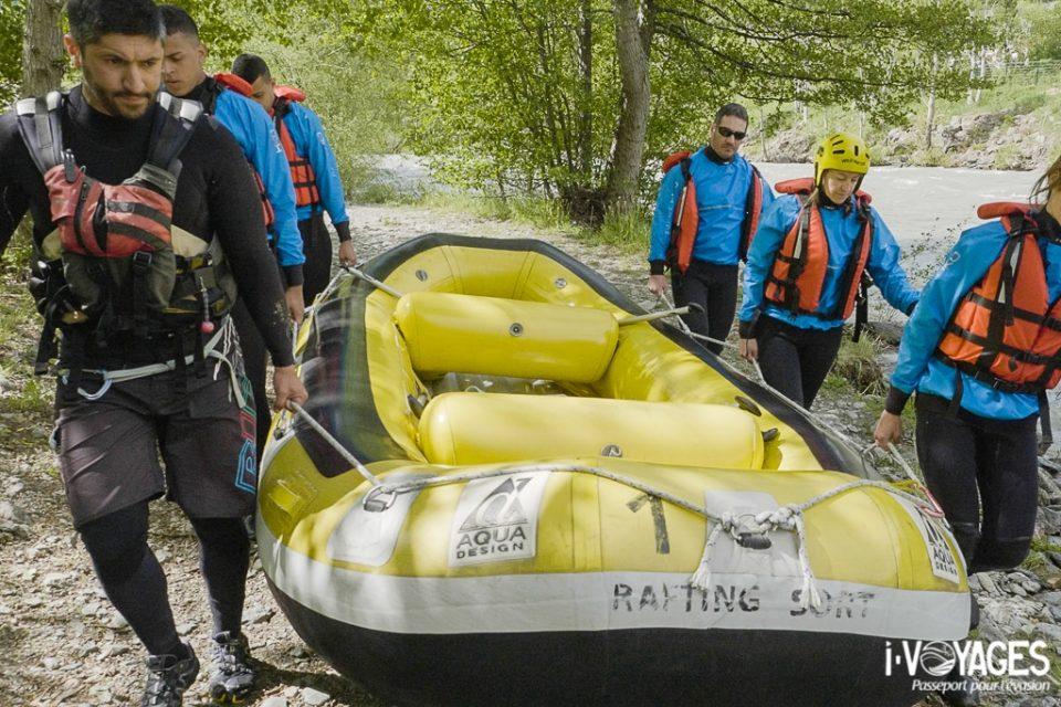 Rafting sur la Noguera Pallaresa