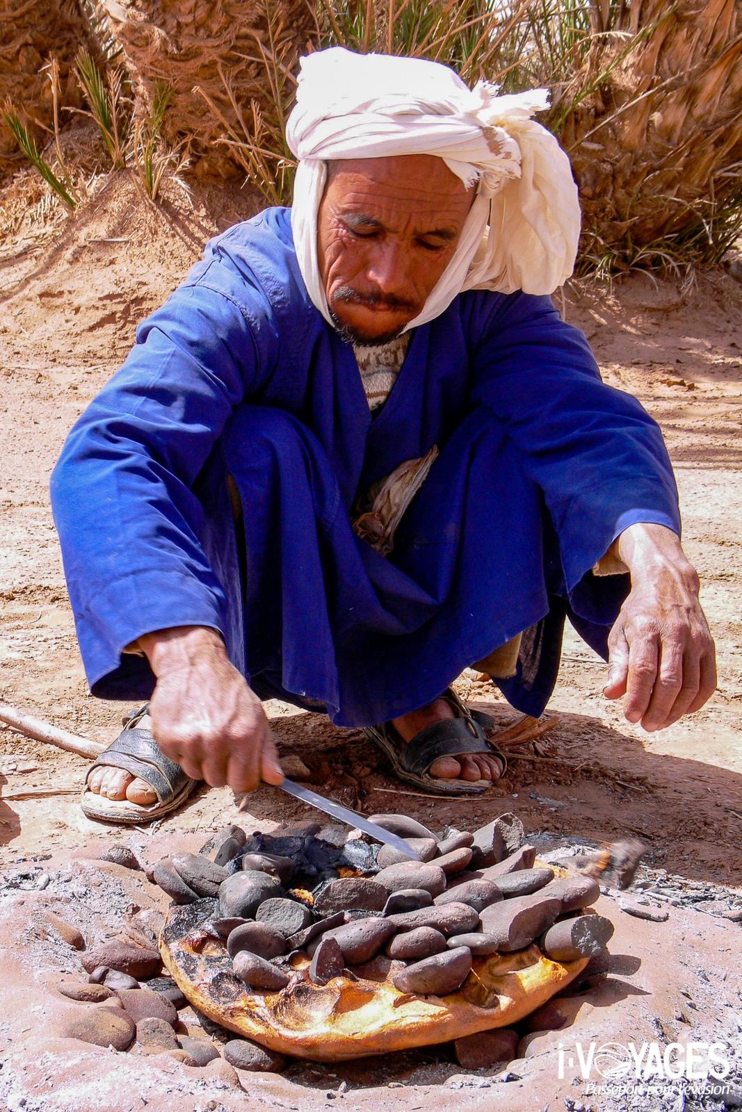 Le pain du désert, 5 expériences de food travel à vivre au Maroc