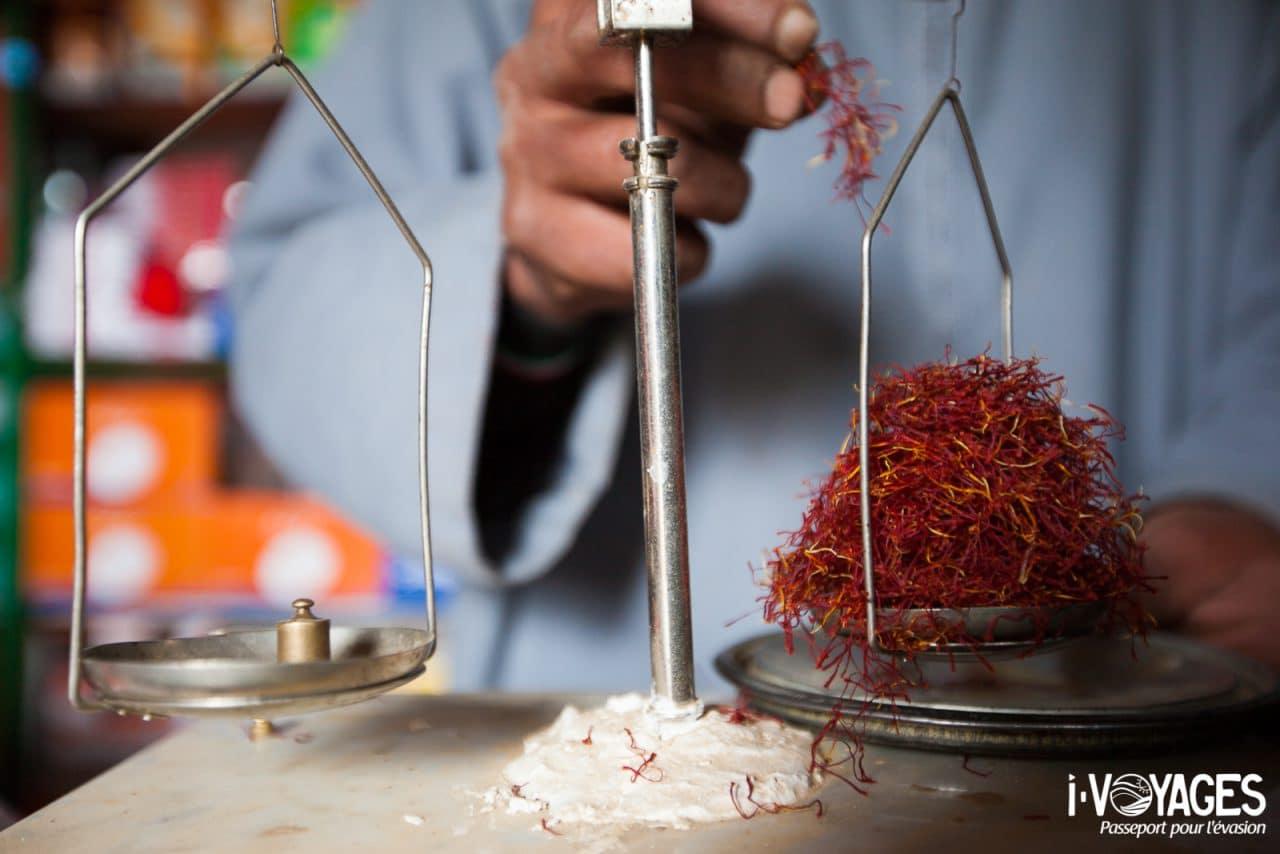 safran, 5 expériences de food travel à vivre au Maroc