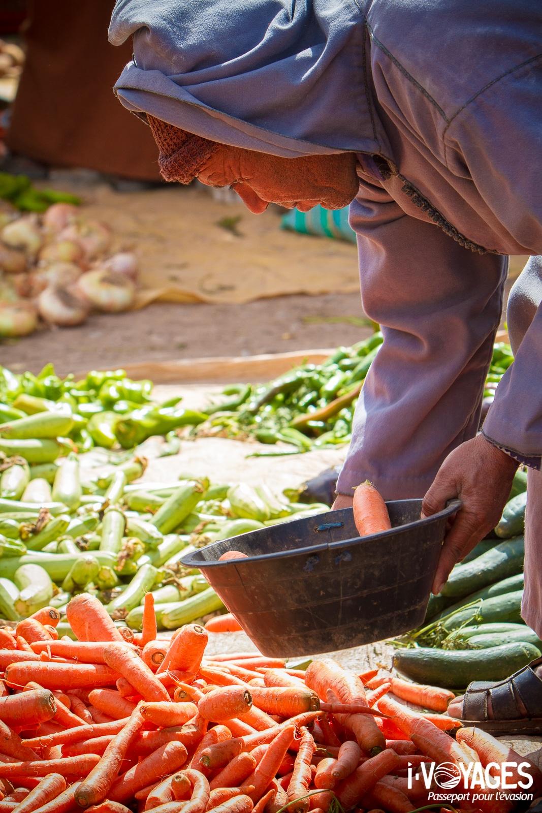 Faire son marché, 5 expériences de food travel à vivre au Maroc