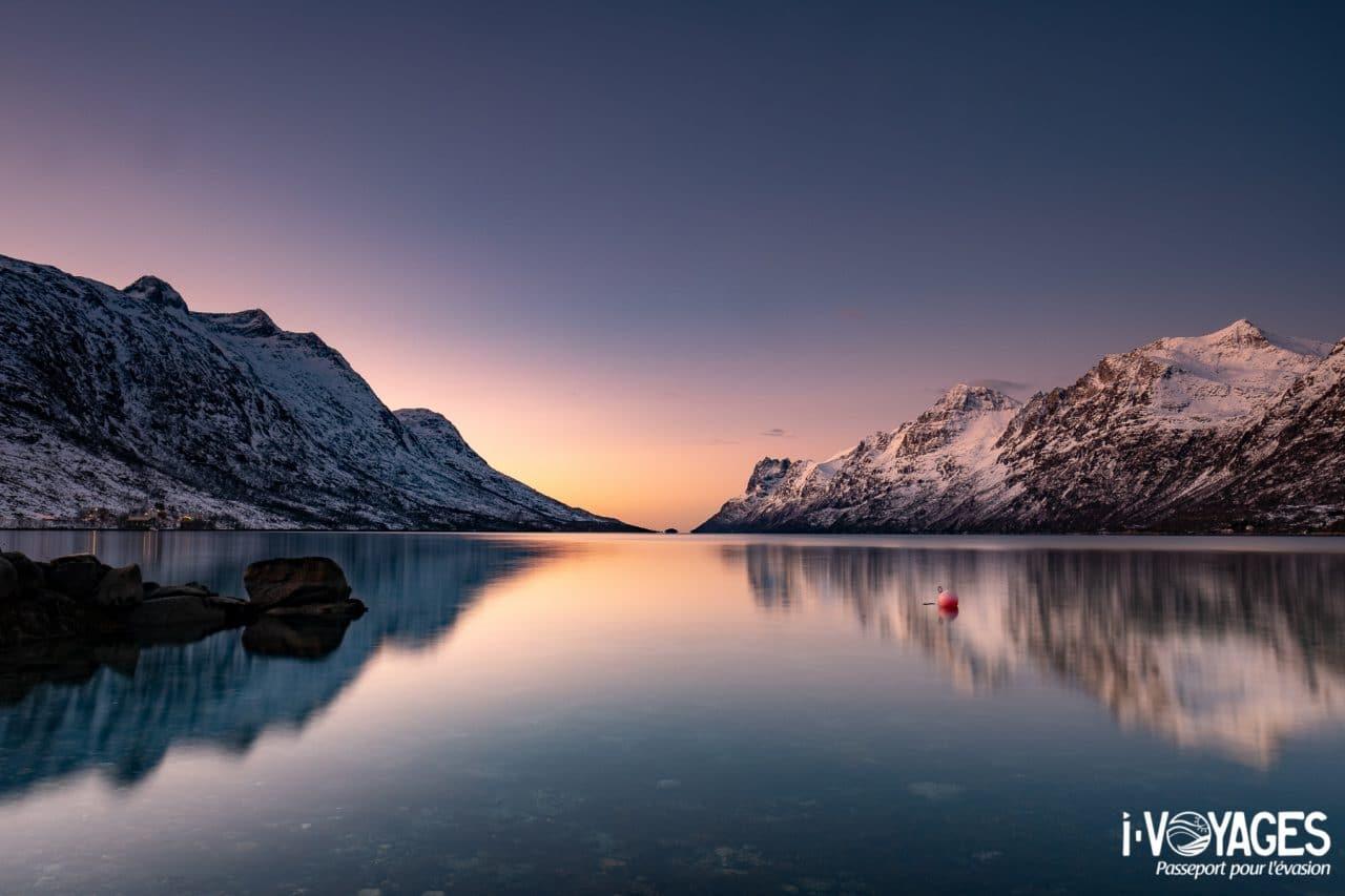 Ersfjord, photo prise avec l'objectif Fujinon XF 16 mm F 1.4 R WR