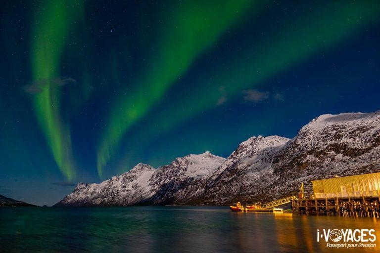 Où voir des aurores boréales à Tromso