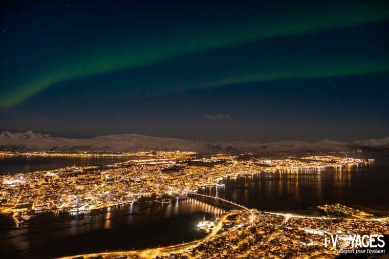 Aurores boréales, Tromso