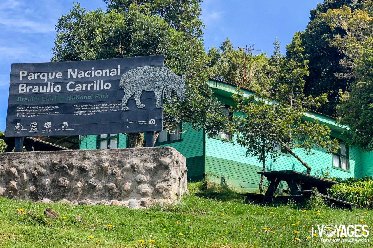 parc national Braulio Carillo
