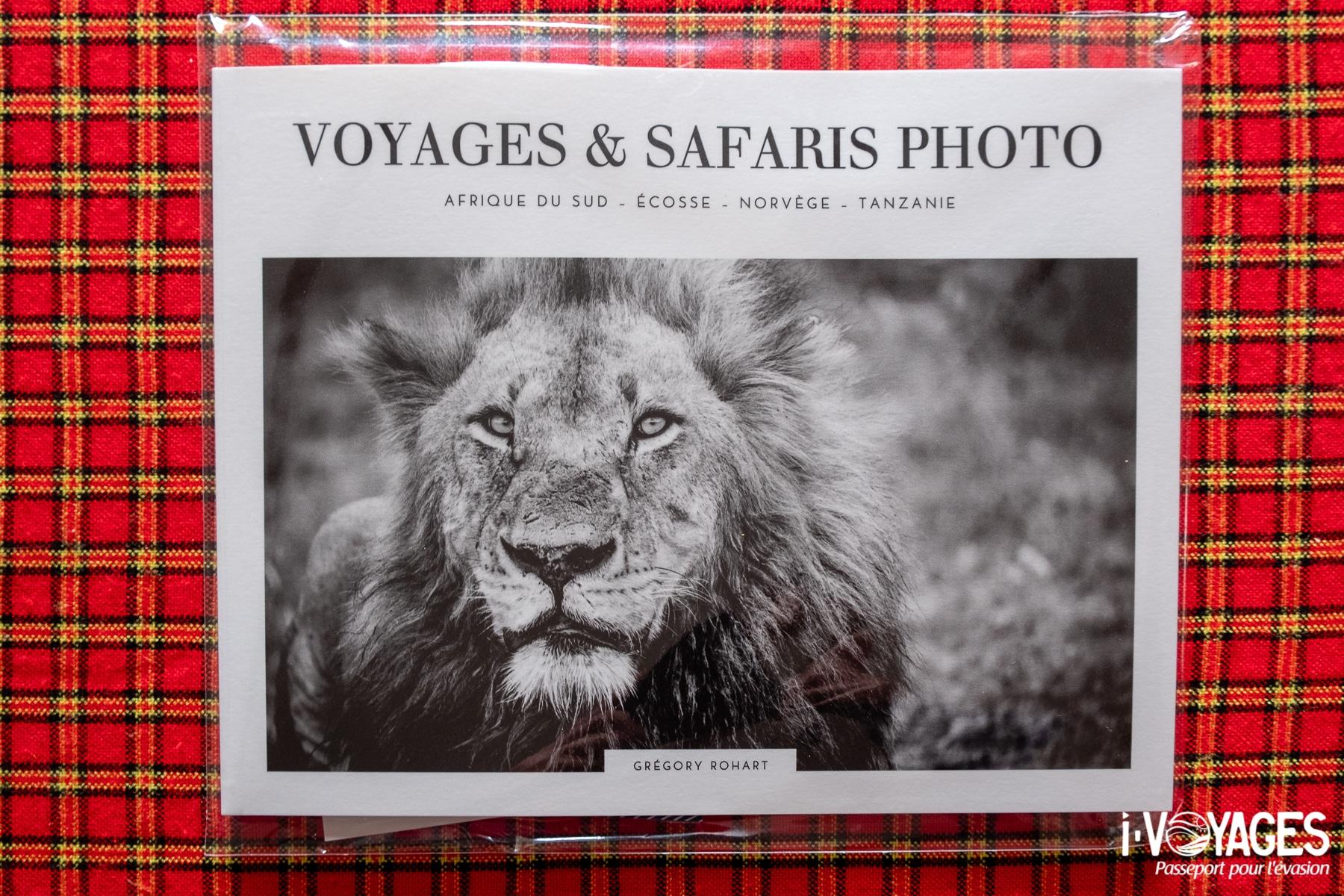album photo de voyage Rosemood