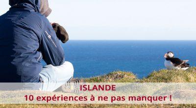 10 expériences à ne pas manquer en Islande