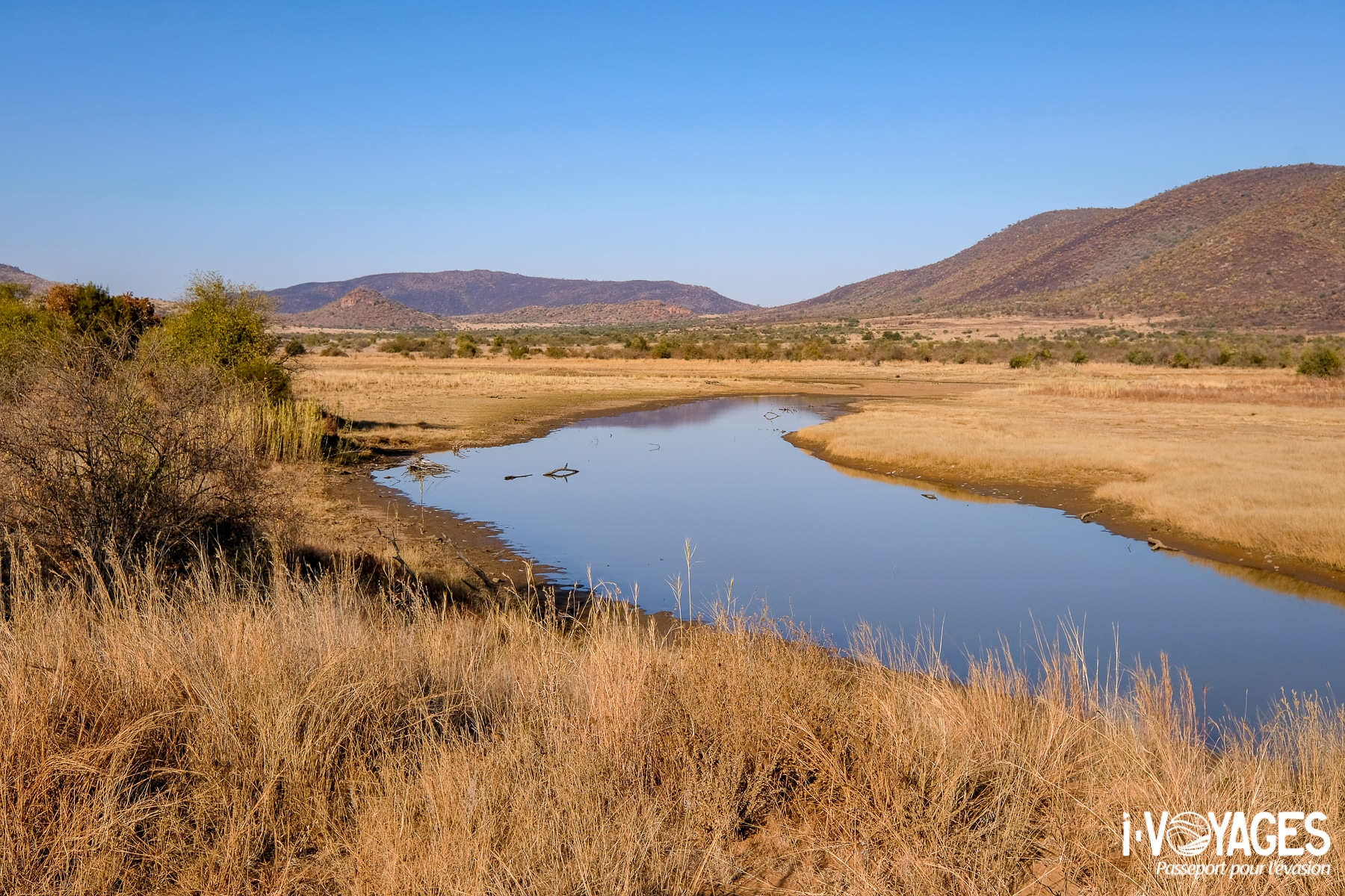 Parc national Pilanesberg