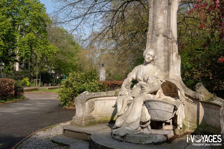 Statue du P'tit Quinquin