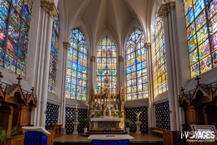 Eglise Saint-Pierre de Bouvines