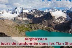 Trekking au Kirghizistan