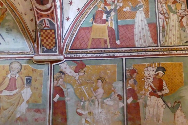 L'ermitage Saint-Albert de Butrio