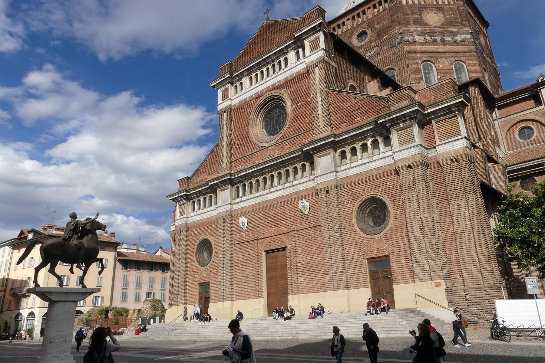 Cathédrale de Pavie