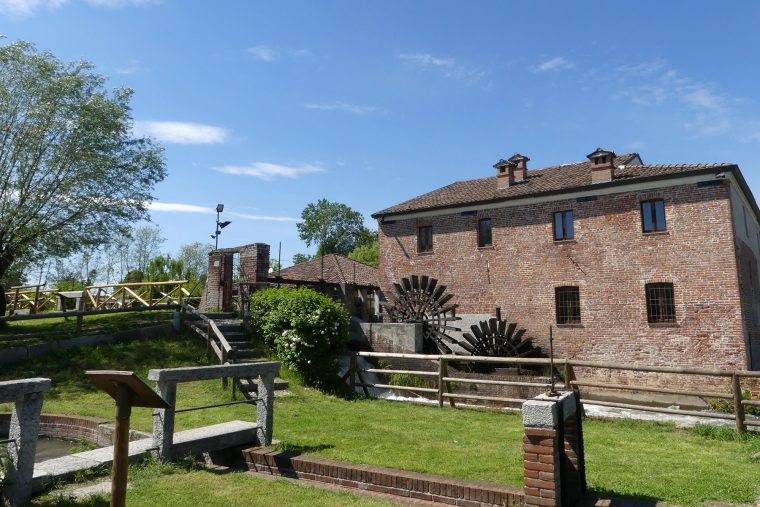 Le moulin de Mora Bassa