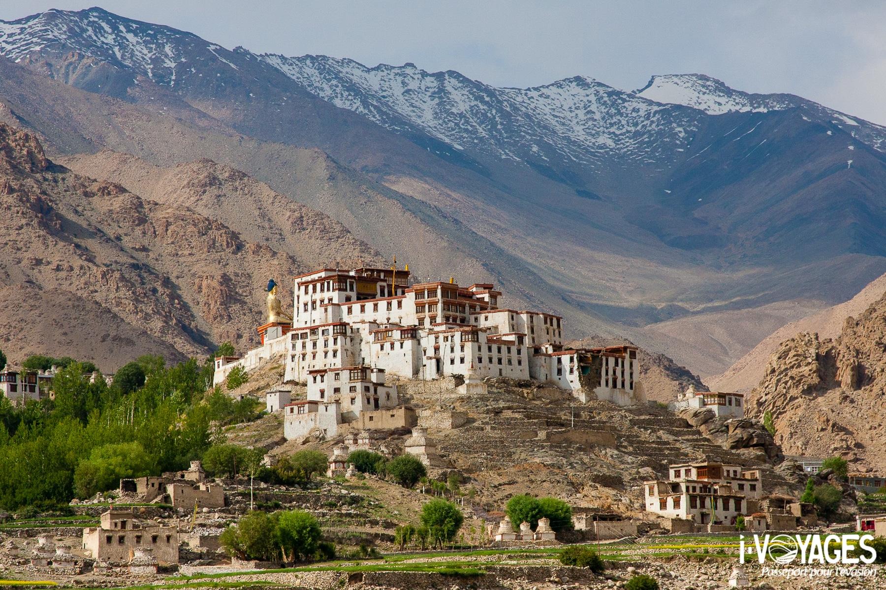 Likir, Himalaya indien