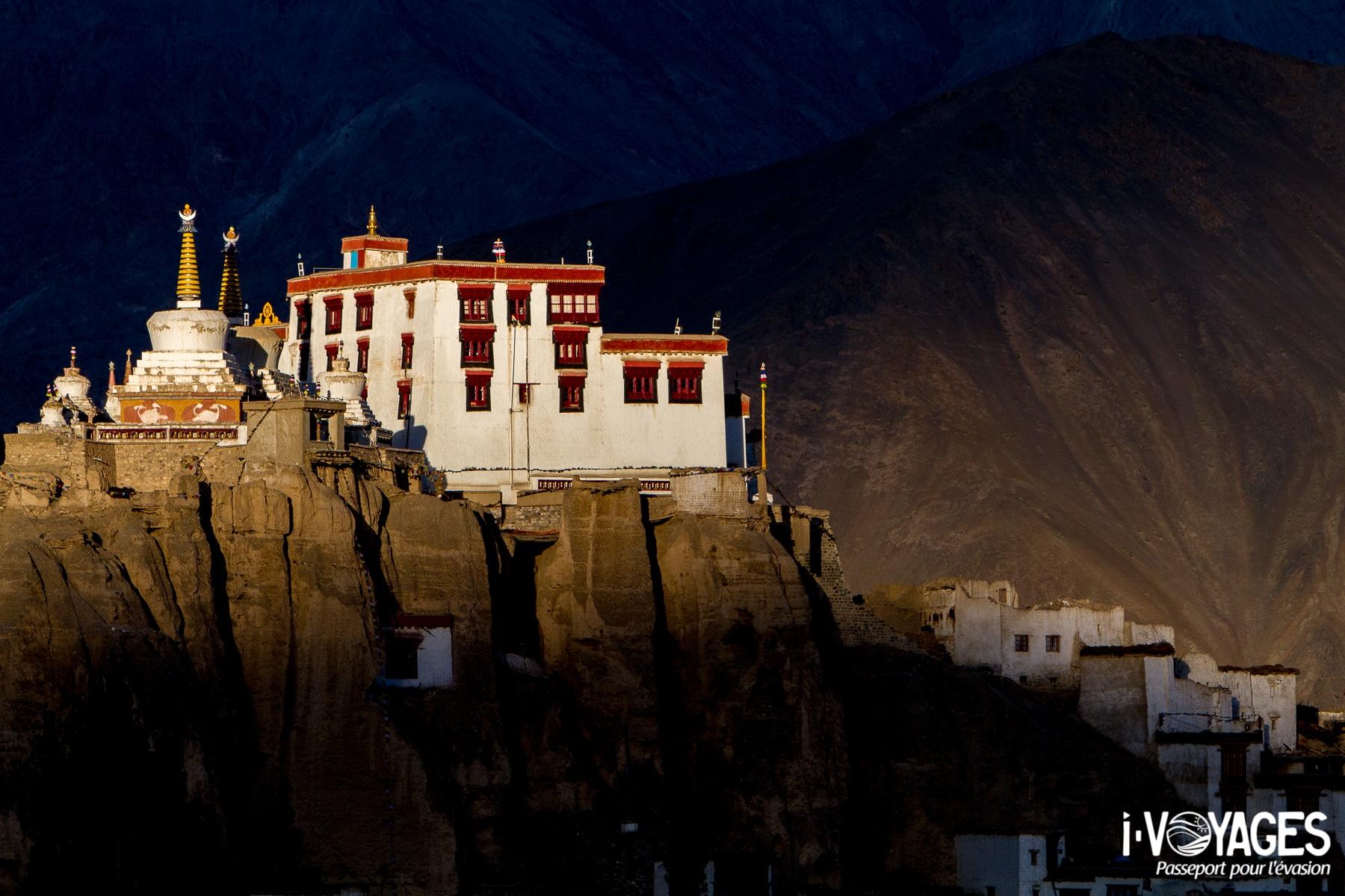 Monastère Lamaruyu, Himalaya indien