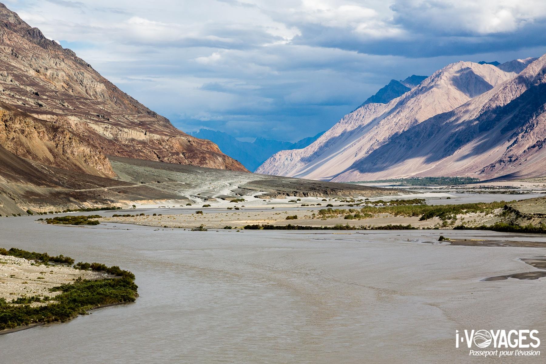 Vallée de la Nubra, Himalaya indien